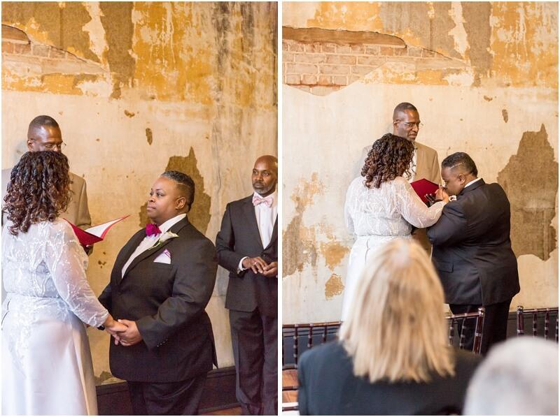 Wedding at Lula Drake