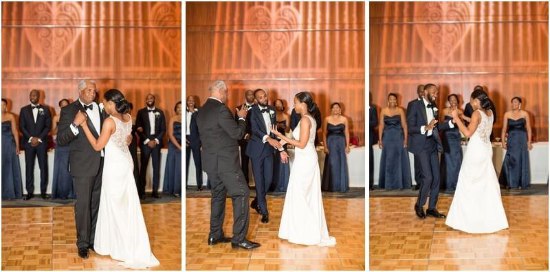 Columbia Metropolitan Convention Center wedding