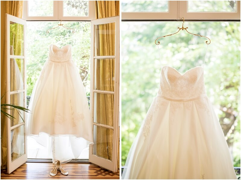 The Lace House Wedding