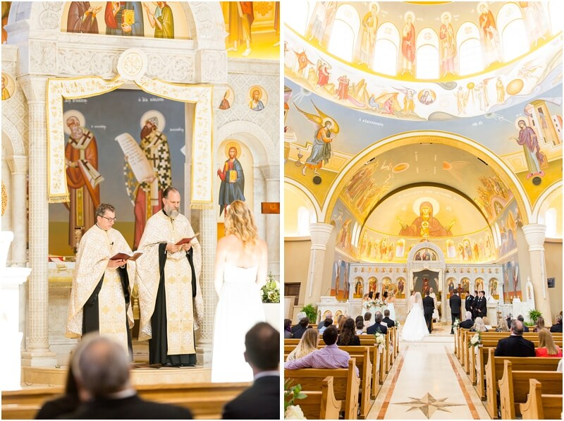 greek church wedding columbia sc