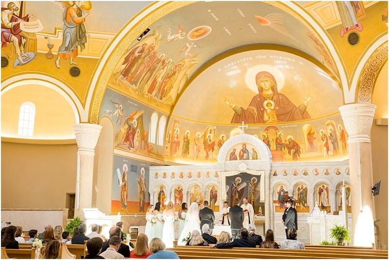 trinity church wedding Columbia SC