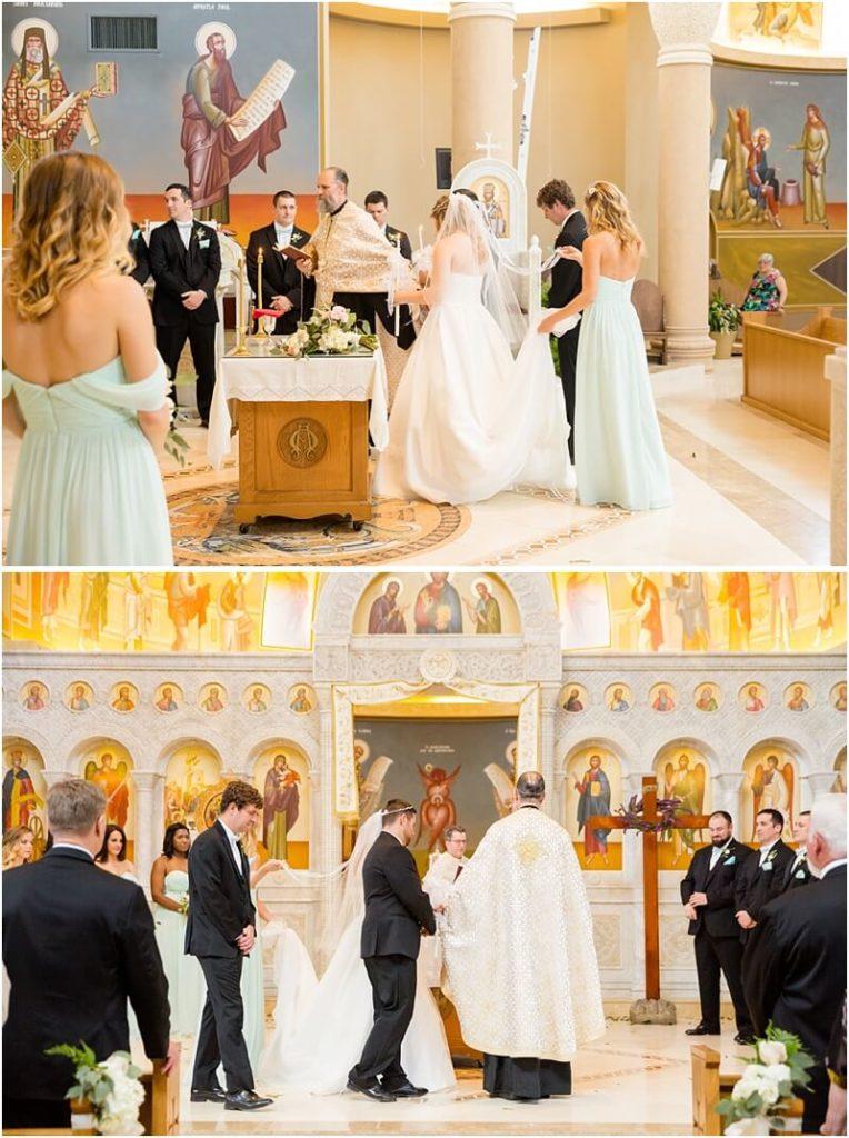 Holy Trinity Wedding Photographer SC