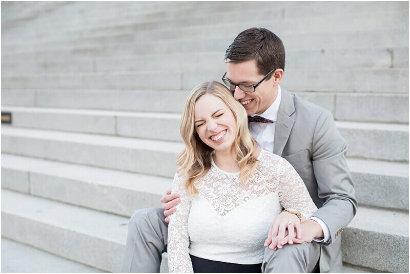 columbia South Carolina engagement photos