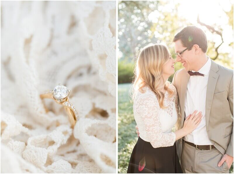 engagement ring photo ideas