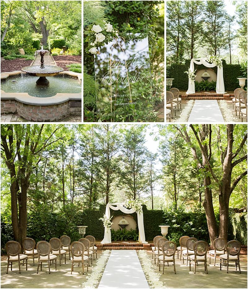 Columbia, SC Wedding Day Details at Lace House at Arsenal Hill