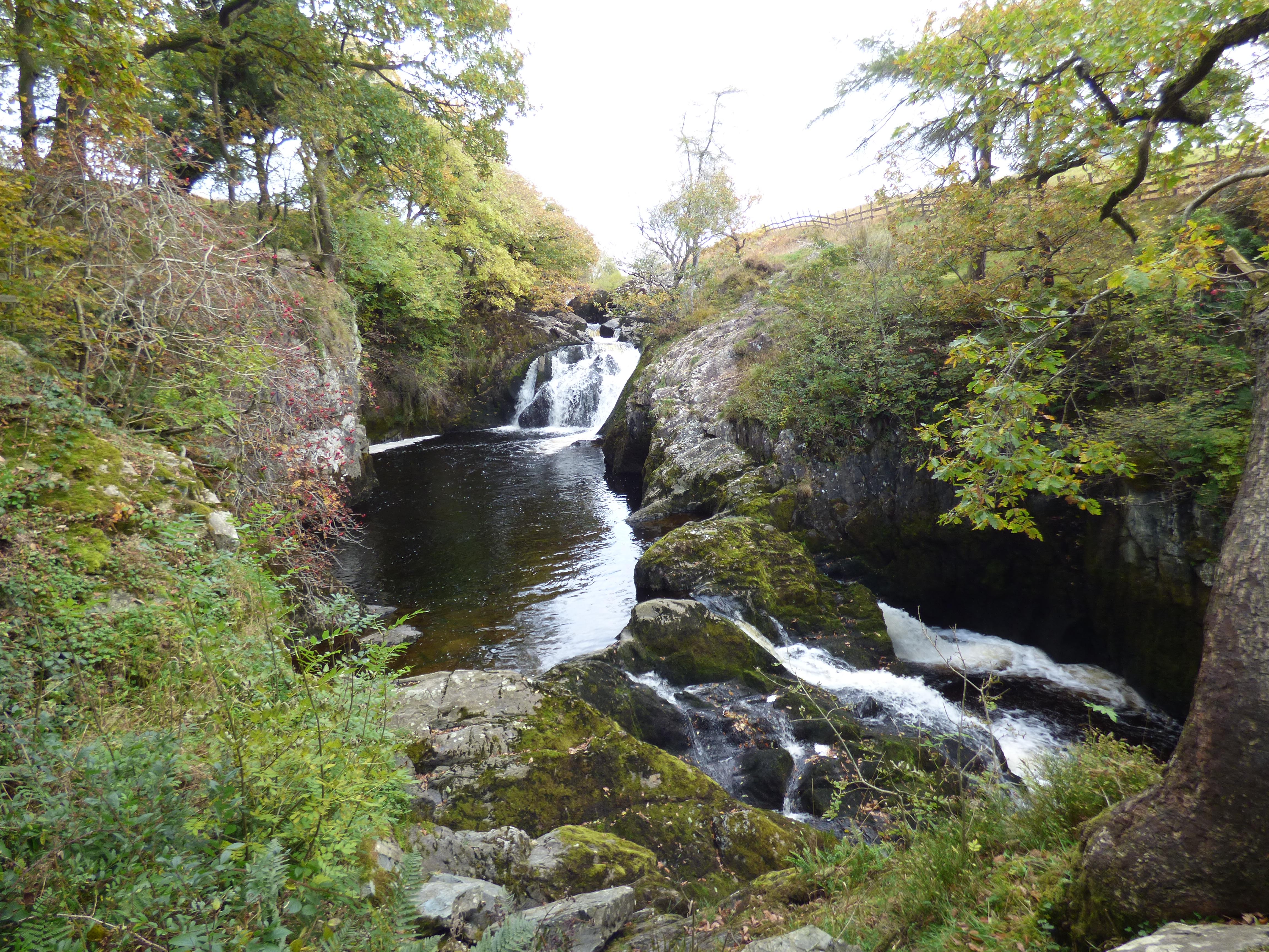 Ingleton-Waterfalls-Walk