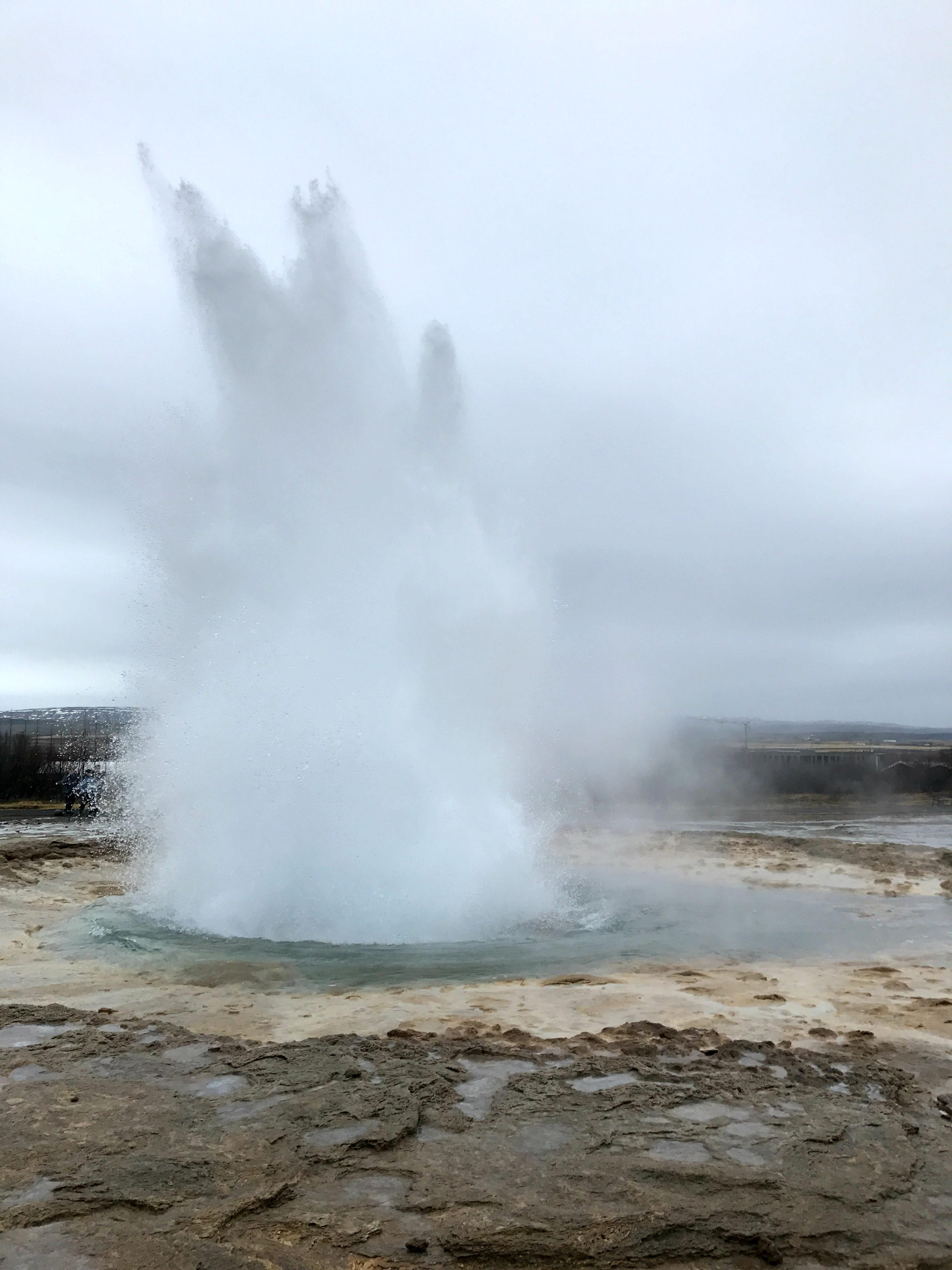 Strokkur-Geysir-Iceland