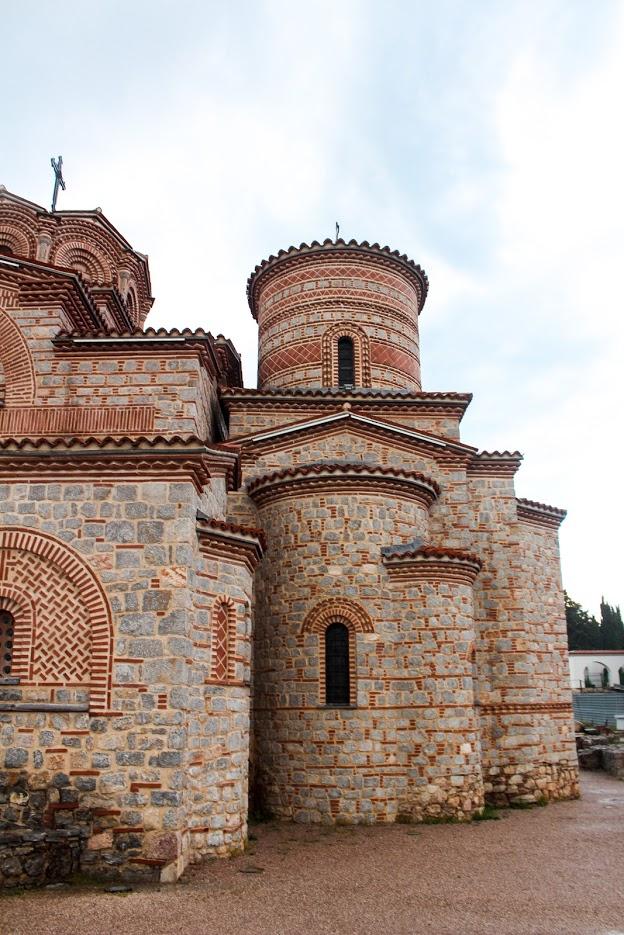 St-Pantilimon-Plaosnik -Lake-Ohrid-Macedonia