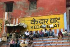 Varanassi, India Ghats