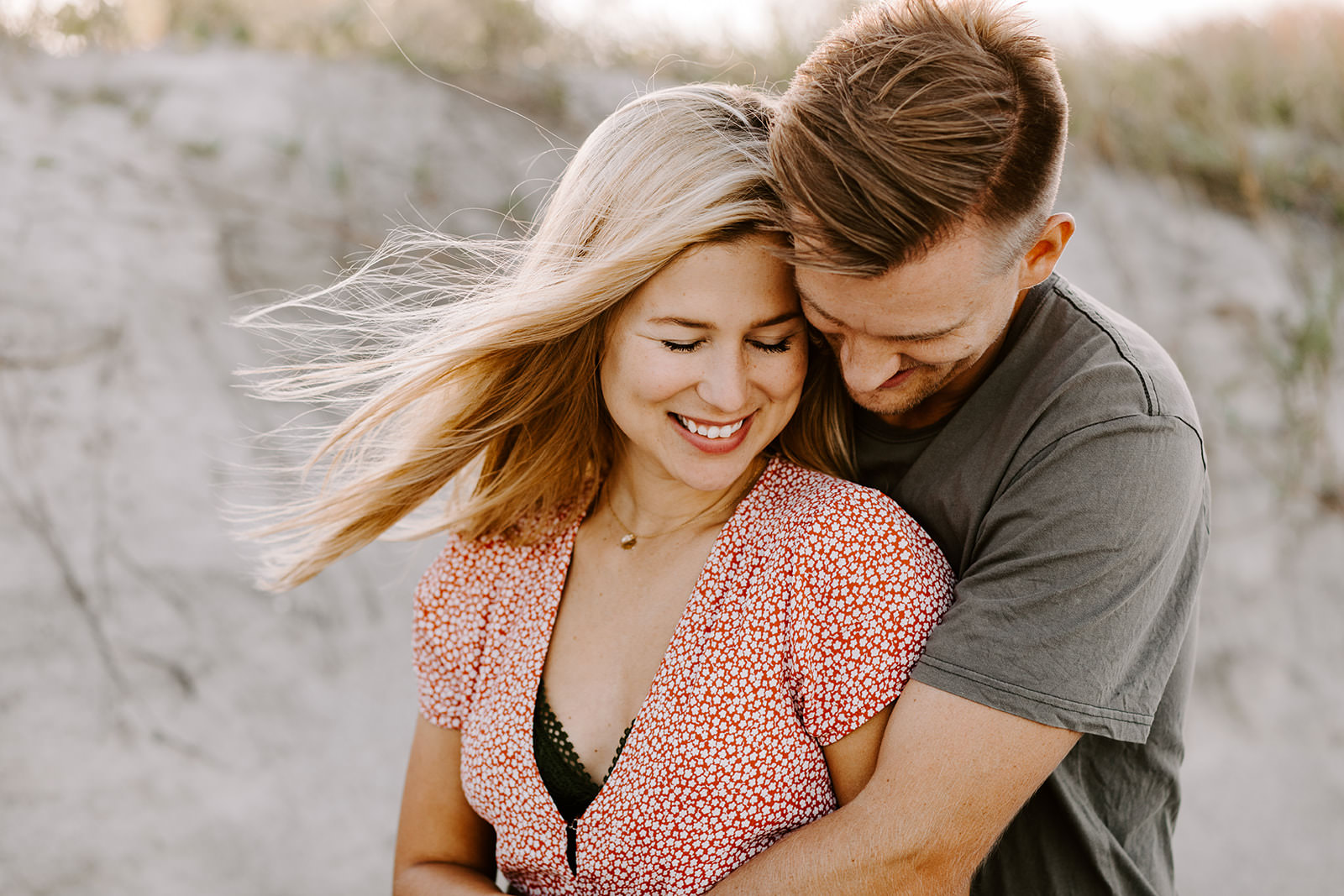 Ponce Inlet Engagement Session