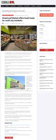 Interview about GreenLeaf Market on MetroSTL