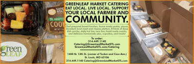 catering header ad for website