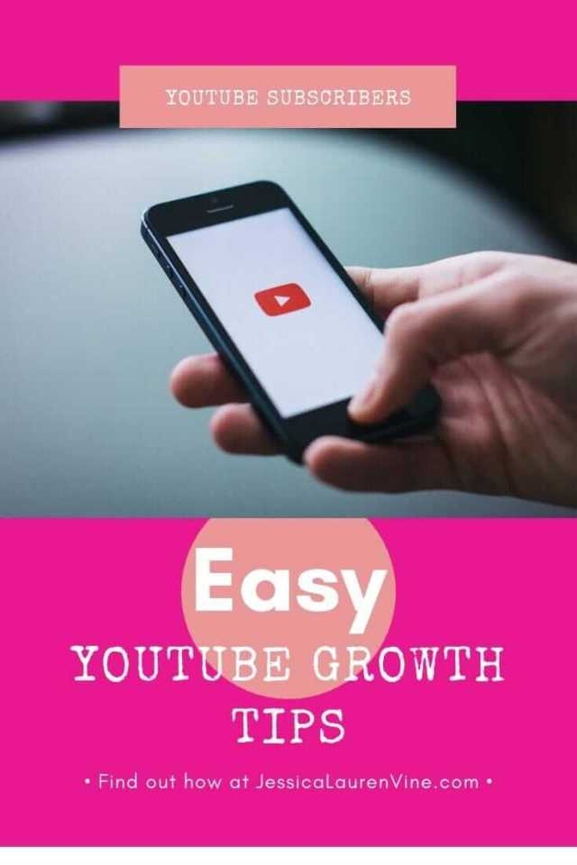 how to get youtube subscribers fast pinterest image