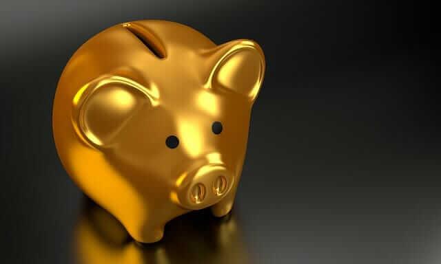 golden piggy