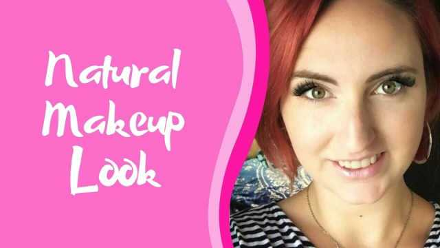 My Quick & Easy Natural Makeup Look that Looks Great on Camera & In-Person