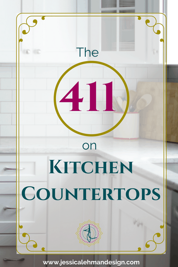 Kitchen Countertops materials reviewed