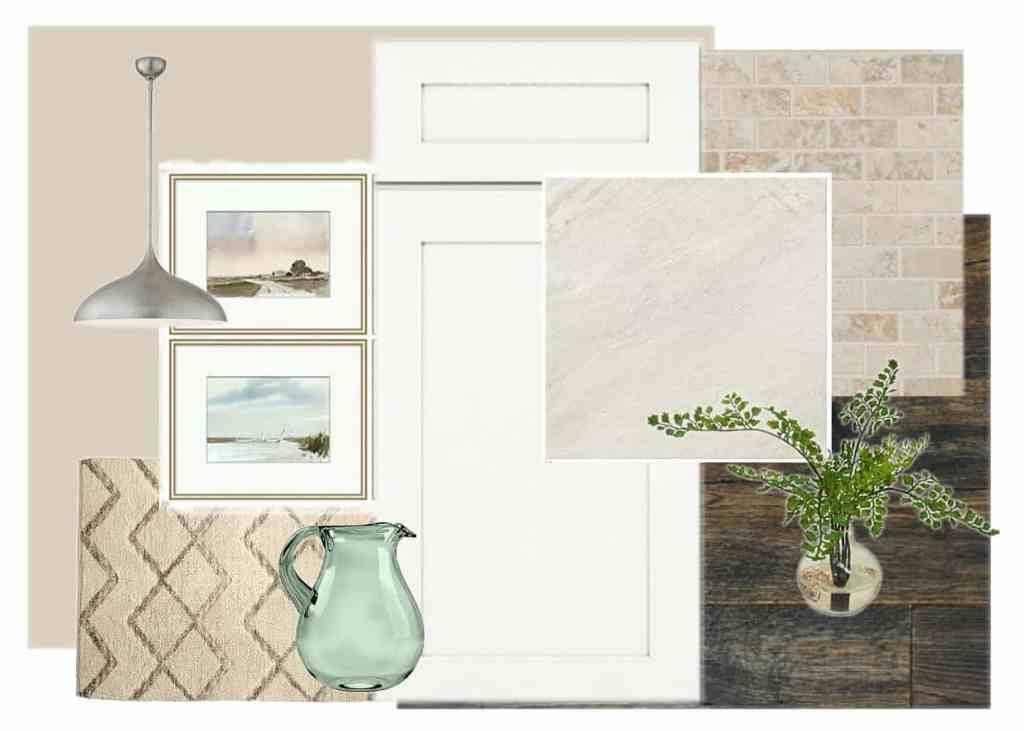 Concept board-Kitchen finishes (spa)