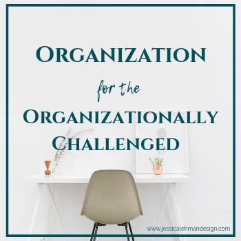 How to gorganized
