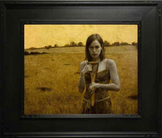 Her Own Field, by Brad Kunkle
