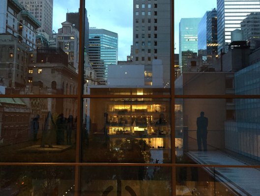 View from the Moma, photo by Jessica Libor