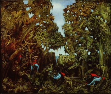 Max-Ernst-Everyone-Here-Speaks-Latin
