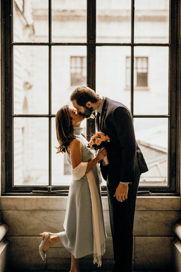 New York Elopement wedding