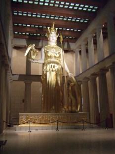 Athena, not-so patron goddess of Nashville