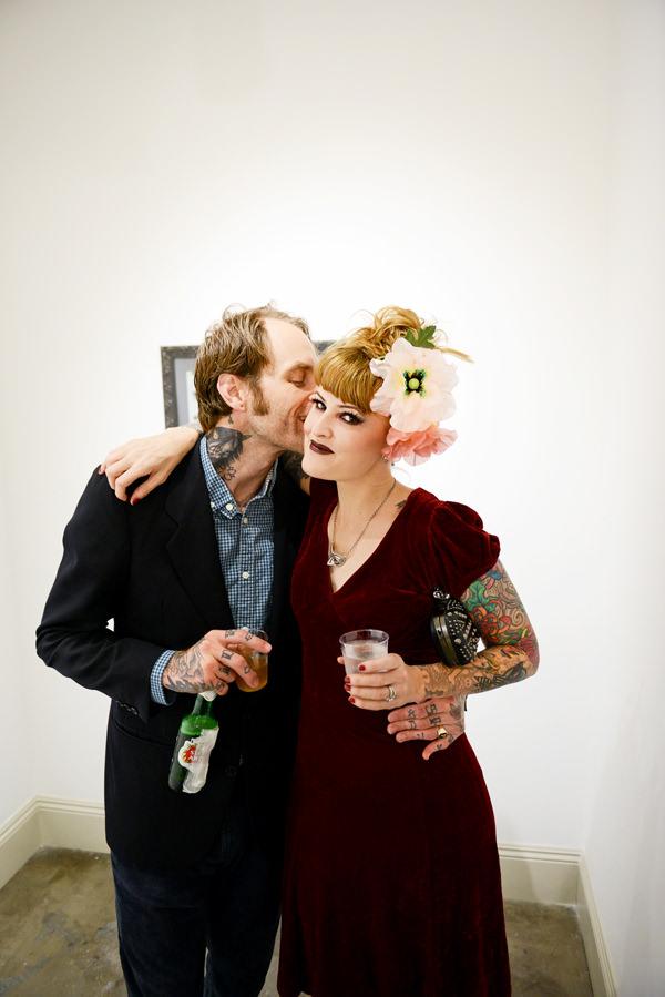 Jessica Louise & Jeffery Page