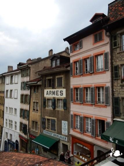 Lausanne Armes
