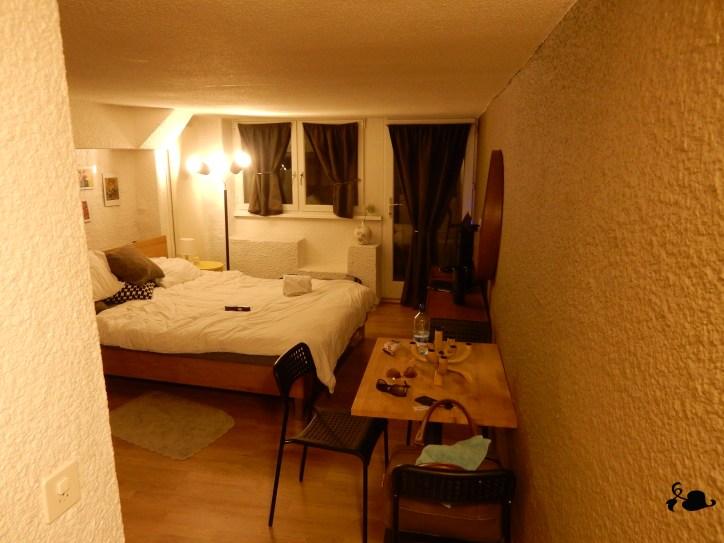 Lausanne house