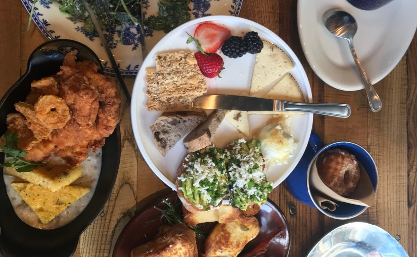 Jam and Toast Brunch at The Rustic San Antonio
