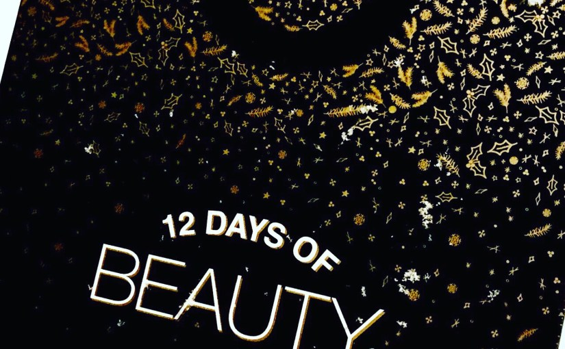 12 Days Of Christmas: Beauty Advent Calendar!