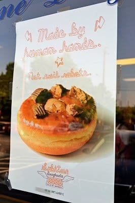 Sublime Doughnuts {a review}