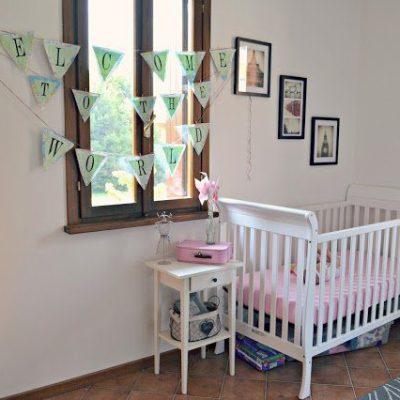 Our Italian Home {nursery}