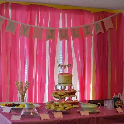 A First Birthday Party {Julia Turns One}