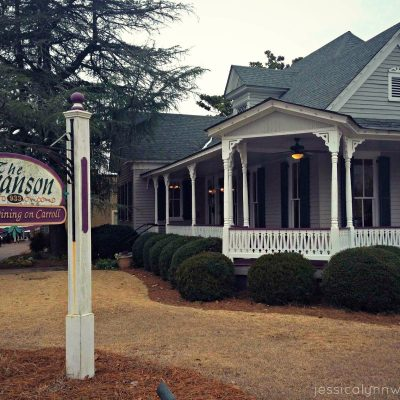 The Swanson House {perry, georgia}