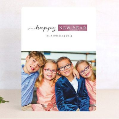 Minted Holiday Card Favorites {+ Giveaway}
