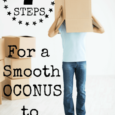 7 Steps for a Smooth OCONUS to Stateside PCS