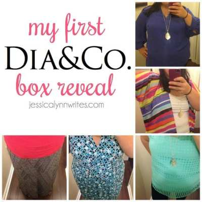 My First Dia&Co. Box Reveal