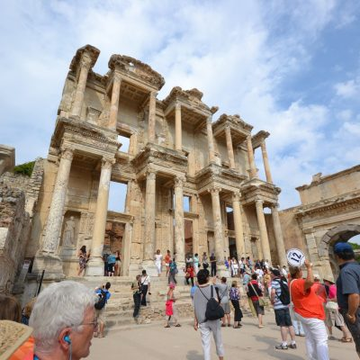 Cruising in Europe: Ephesus, Turkey