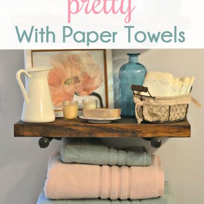 Make Your Home Pretty with Viva® Brand Paper Towels