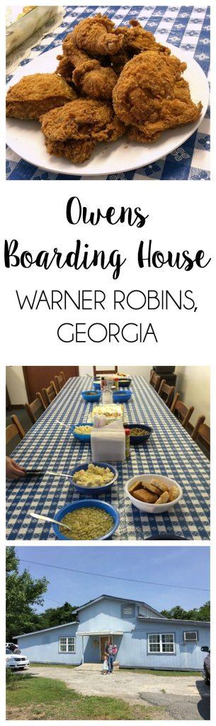 Owens Boarding House Warner Robins, GA