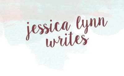 Jessica Lynn Writes Has a Brand New Look!
