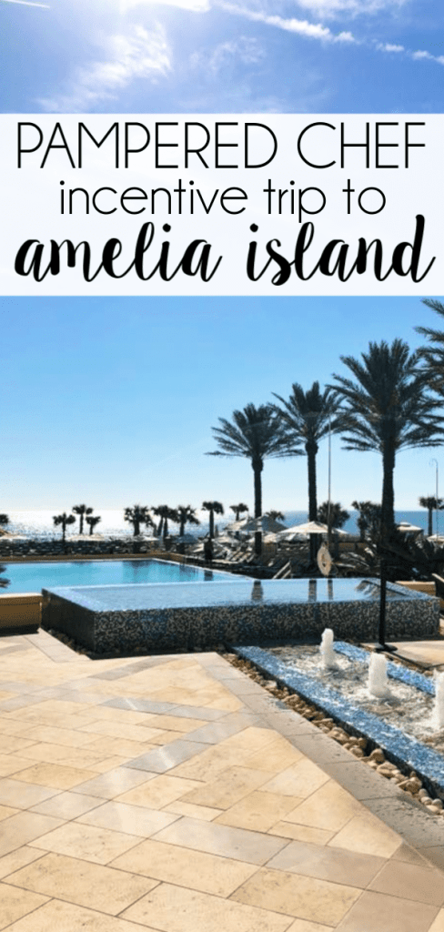 In 2018 the Pampered Chef incentive trip was to Amelia Island, FL. See what it was like!
