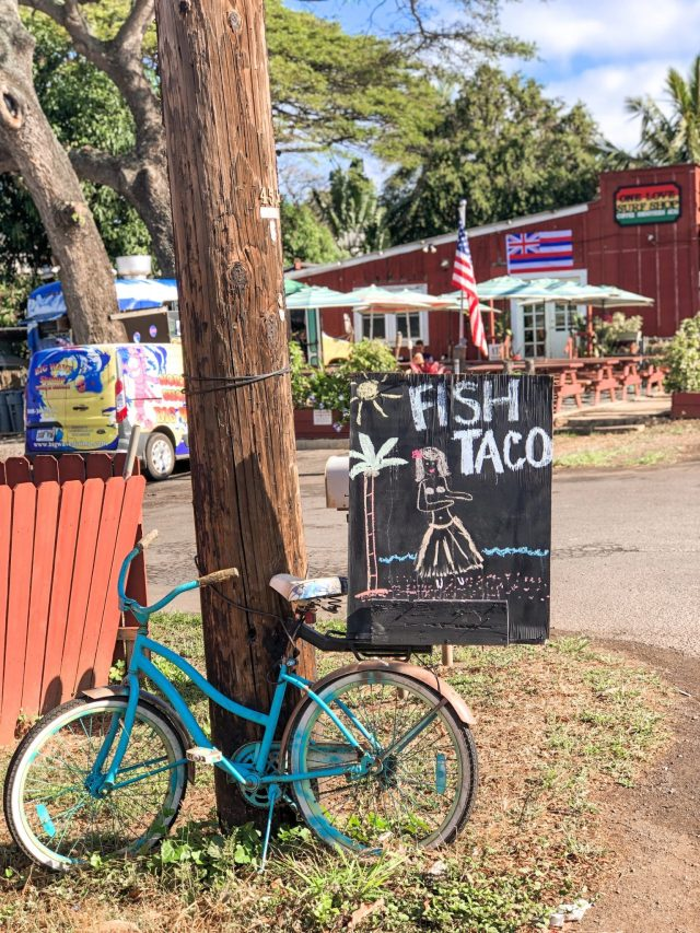 Haleiwa, north shore