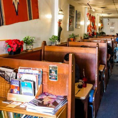 Tia Sophia's Restaurant in Santa Fe