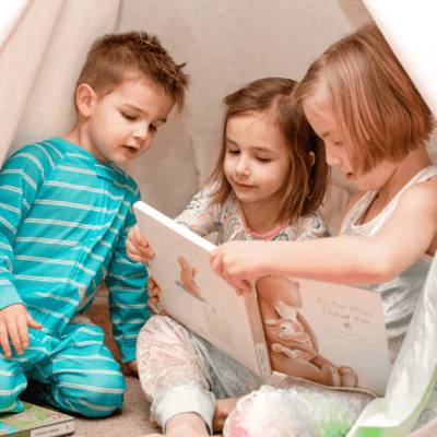 The Best Books for Kids During a Deployment