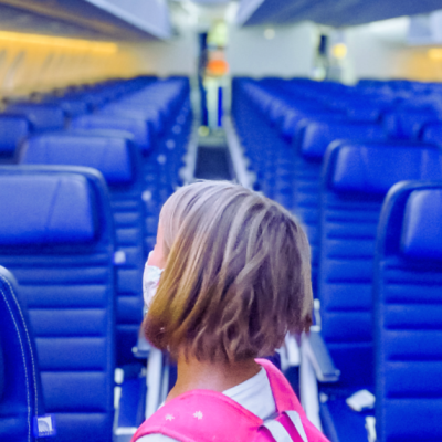 What it's Like Flying During a Pandemic