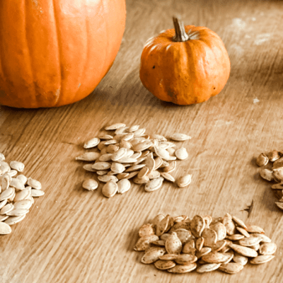 Air Fryer Pumpkin Seeds