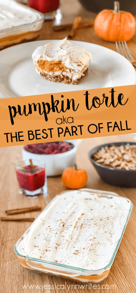 Move over, pumpkin pie. This pumpkin torte is what happens when pumpkin pie mingles with cheesecake; it's guaranteed to be your new fall fave!